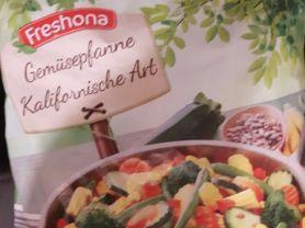 Gemüsepfanne, Kalifornische Art   Hochgeladen von: MasterJoda