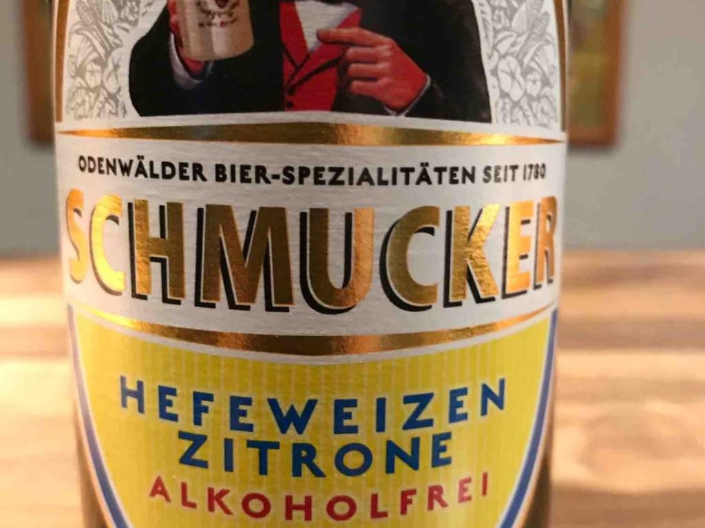 Hefeweizen Zitrone, Alkoholfrei von UdoGlaser   Hochgeladen von: UdoGlaser