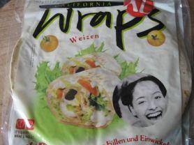 California Wraps XL, Weizen   Hochgeladen von: Wattwuermchen