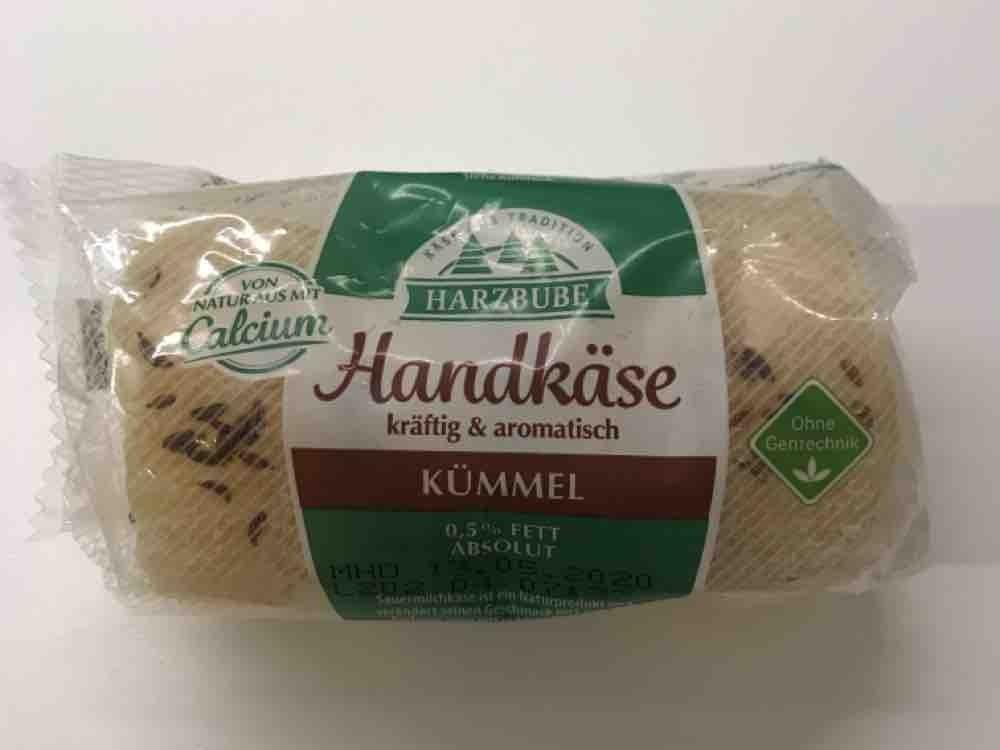 Harzer Käse, Harzbube, Handkäse mit Kümmel von AlessandroJ89 | Hochgeladen von: AlessandroJ89
