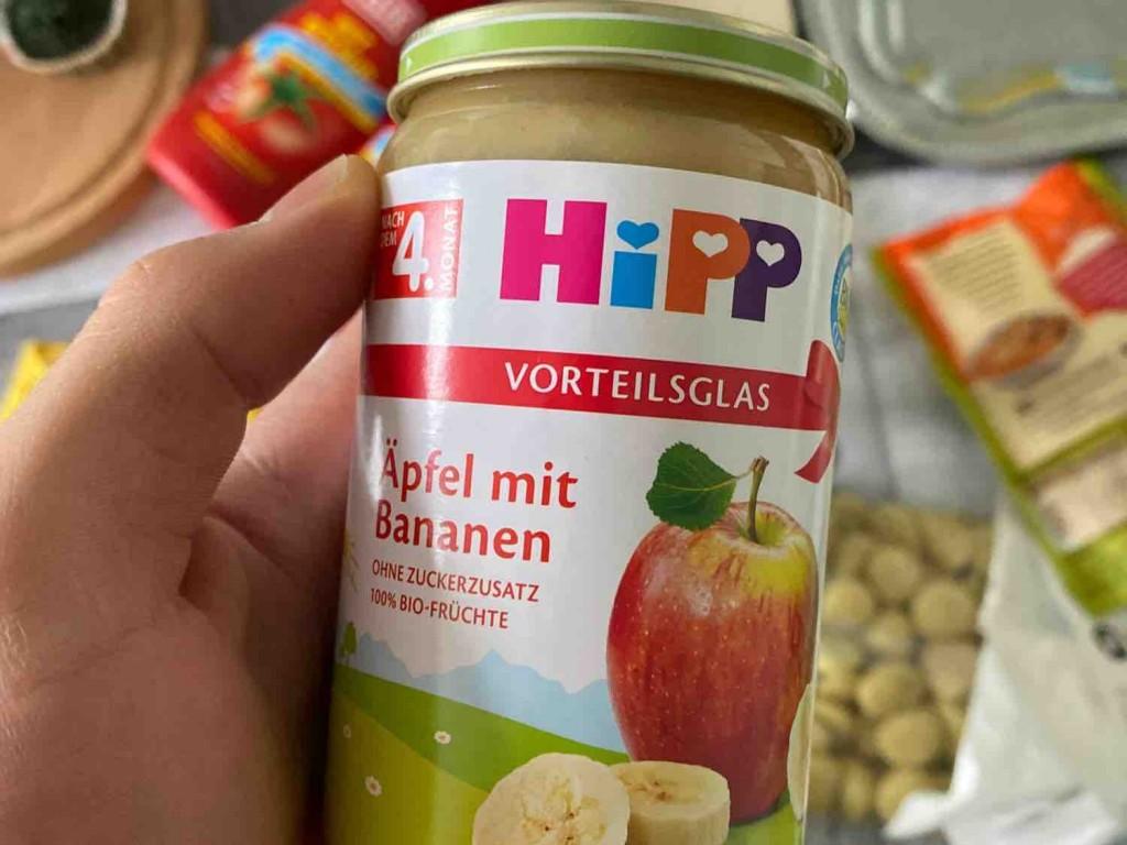 Hipp (Apfel Banane)  von pompeji1010 | Hochgeladen von: pompeji1010