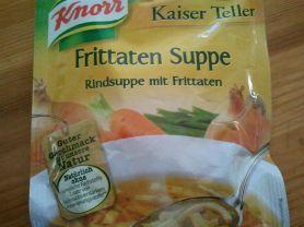 Frittaten Suppe   Hochgeladen von: huhn2