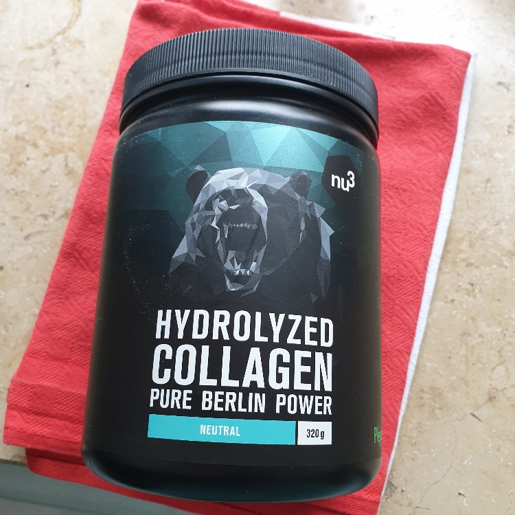 Hydrolized Collagen, Pure Berlin Power von zackenfisch | Hochgeladen von: zackenfisch