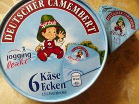 Deutscher Camembert 13%, Jogging leicht | Hochgeladen von: tea