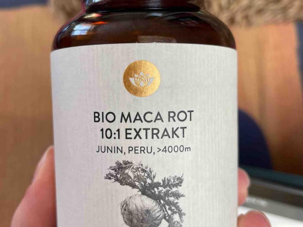 BIO MACA ROT 10:1 Extrakt von PalinaR | Hochgeladen von: PalinaR