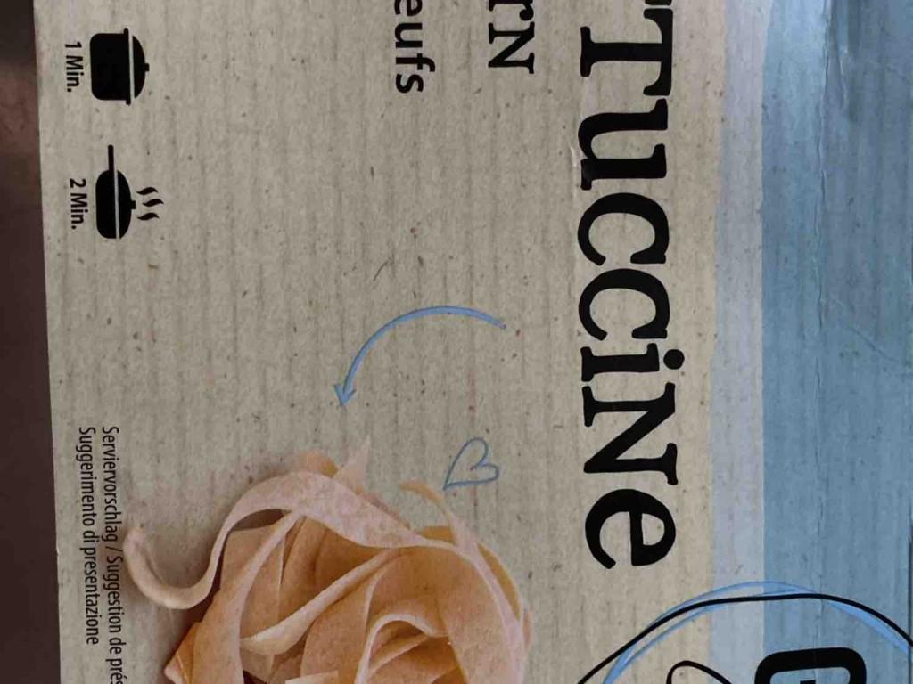 fettuccine, hartweizengriess eier kann spuren von soja enhal von I3andana | Hochgeladen von: I3andana