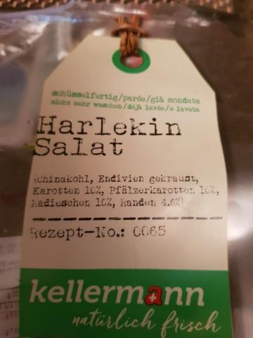 Harlekin Salat von Cony60 | Hochgeladen von: Cony60