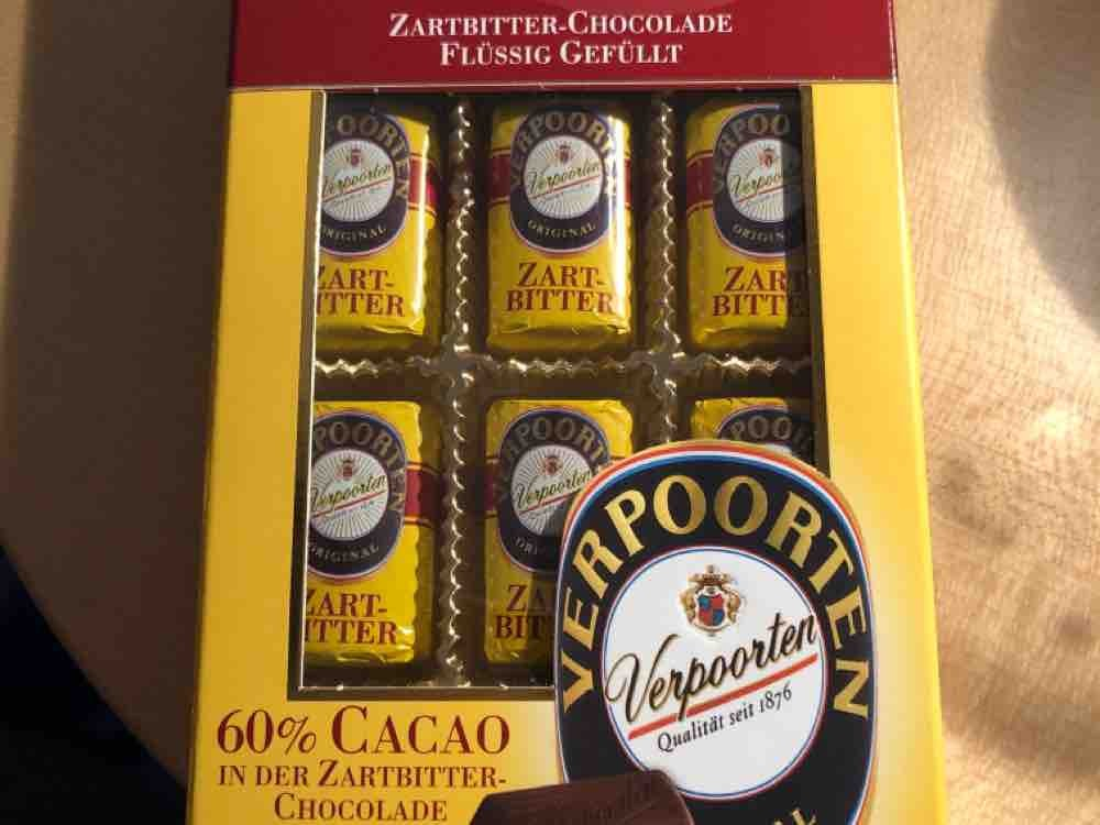Eierlikör Pralinés, Zartbitter-Chocolade flüssig gefüllt von Larimar | Hochgeladen von: Larimar