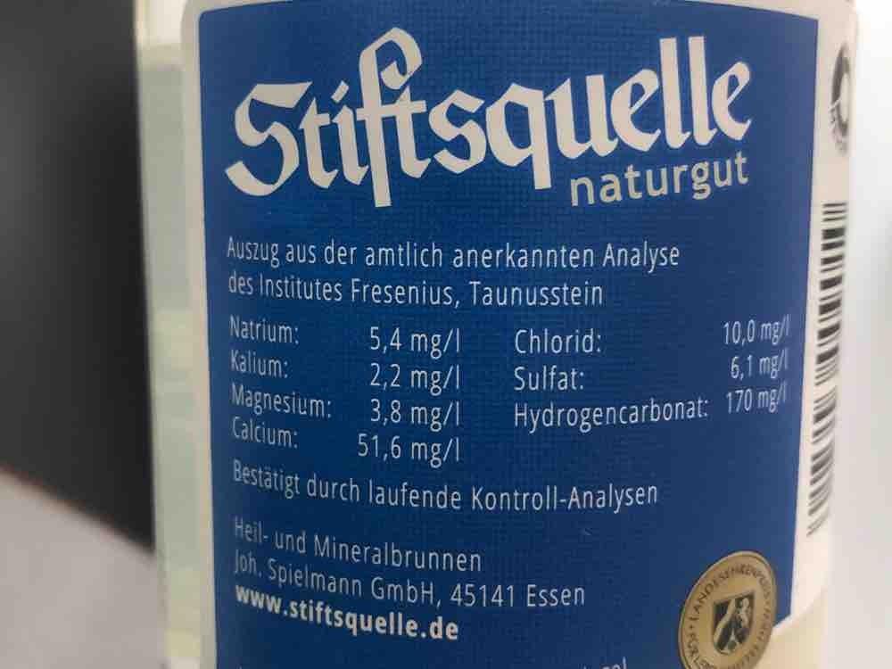 Stiftsquelle Natürliches Mineralwasser von saspe71202   Hochgeladen von: saspe71202