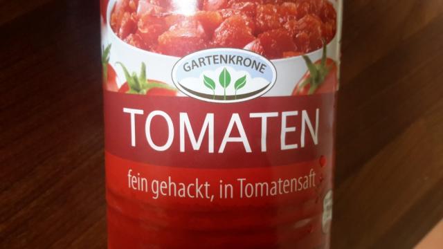 Tomaten gehackt-Gartenkrone | Hochgeladen von: subtrahine