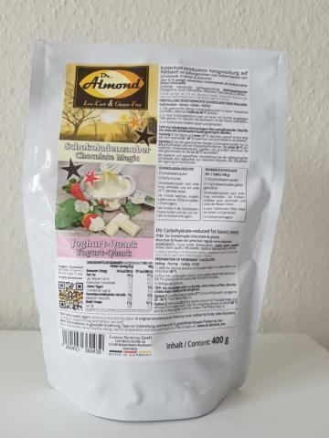 Schokoladenzauber Joghurt-Quark   Hochgeladen von: CoonieCat