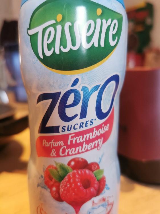 Zero sucre Framboise & Cranberry von StephieOe | Hochgeladen von: StephieOe