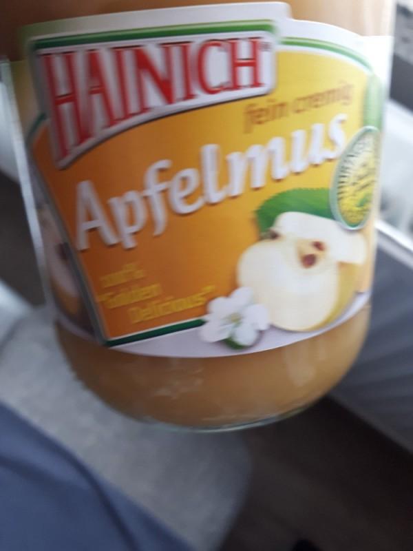Hainich, Apfelmus , Apfel,Zucker Kalorien - Obstkonserven..