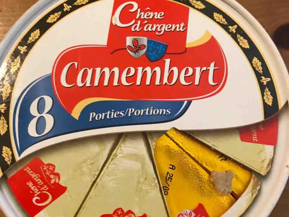 Camembert, 8Portionen von LutzR | Hochgeladen von: LutzR