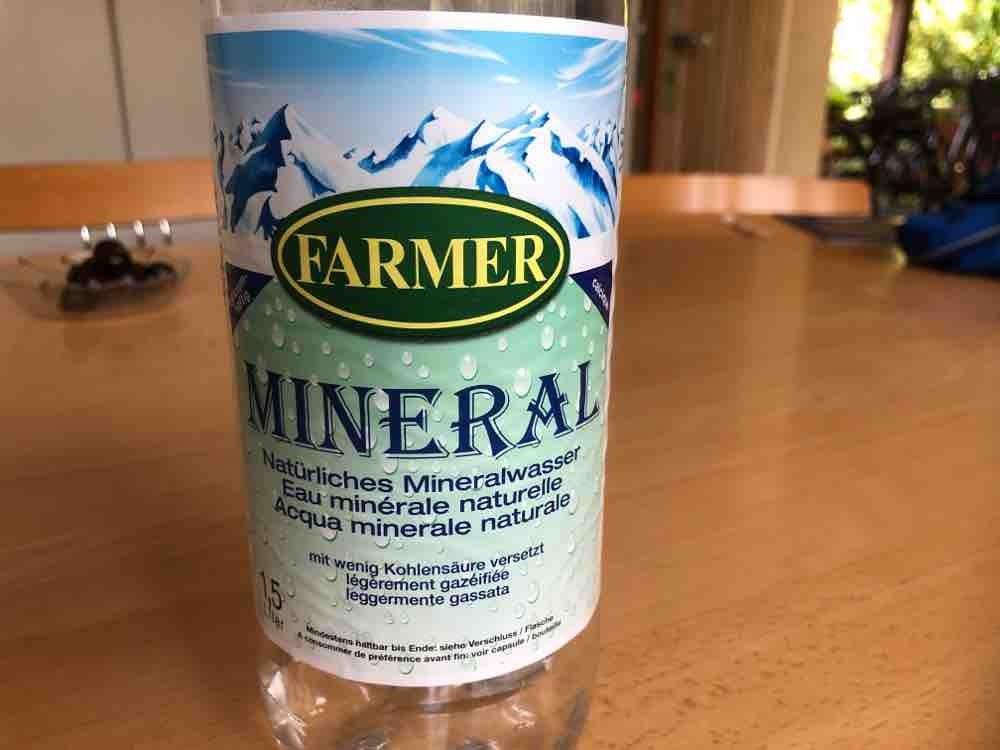 Farmer Mineralwasser, natur von markbauer | Hochgeladen von: markbauer