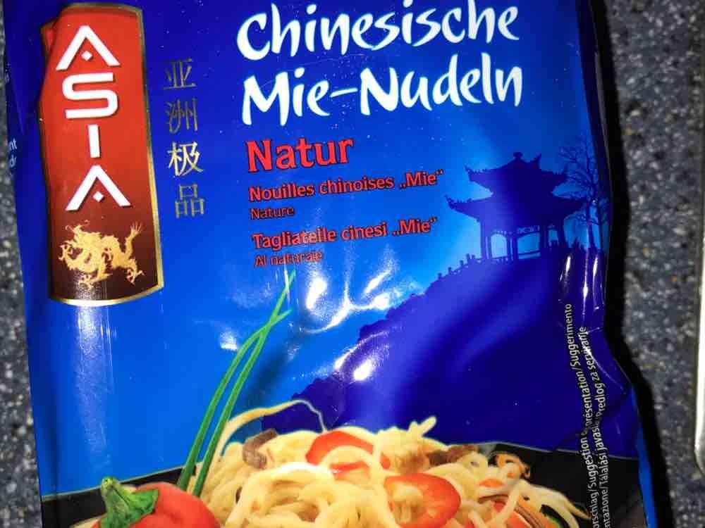Chinesische Mie-Nudeln, Natur von Kaddy13 | Hochgeladen von: Kaddy13