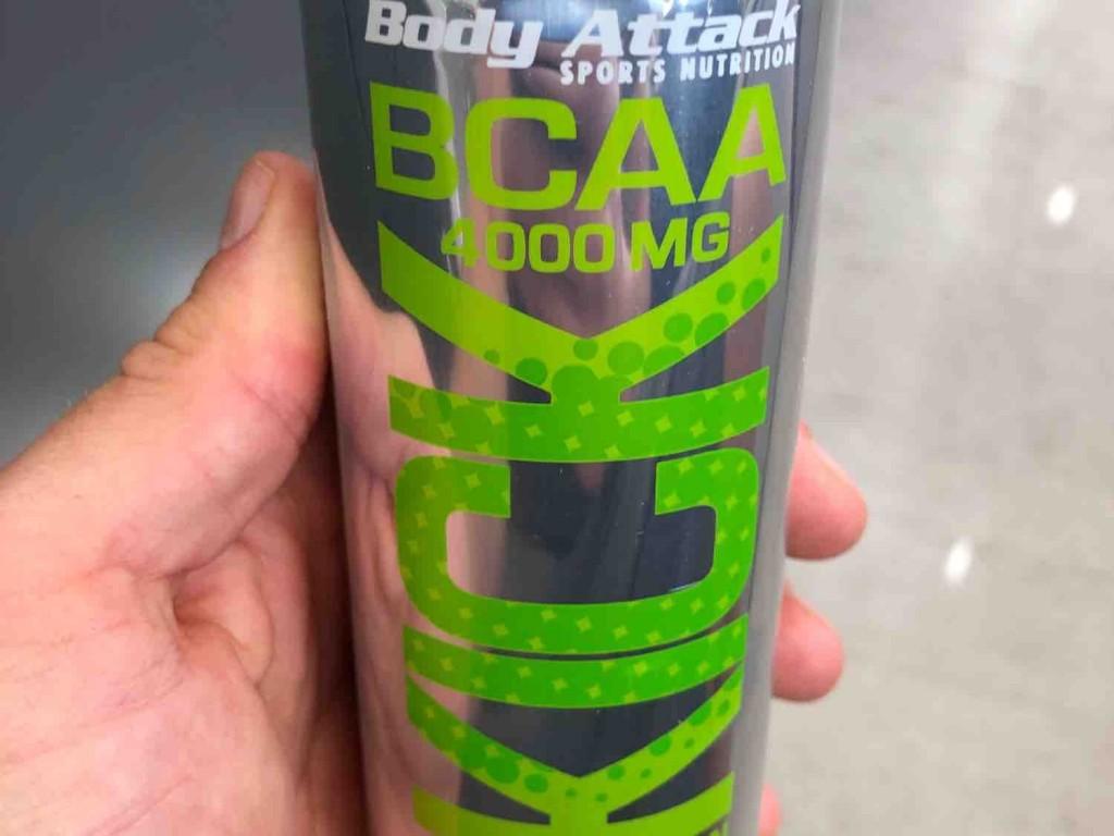 Bcaa Kick Body Attack kalorien für bcaa kick lemon lime, koffein (neue produkte