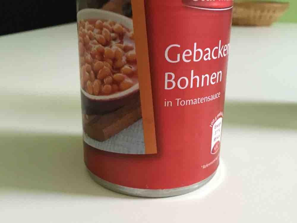 gebackene Bohnen in Tomatensauce von beyhanyildirim75   Hochgeladen von: beyhanyildirim75