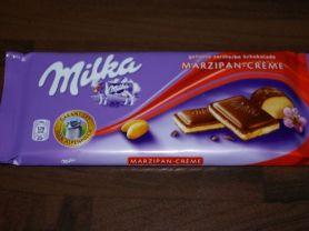 Milka, Marzipan Creme | Hochgeladen von: Chivana