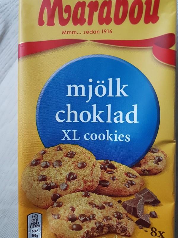 Mjölk choklad XL cookies von UltraViolet   Hochgeladen von: UltraViolet