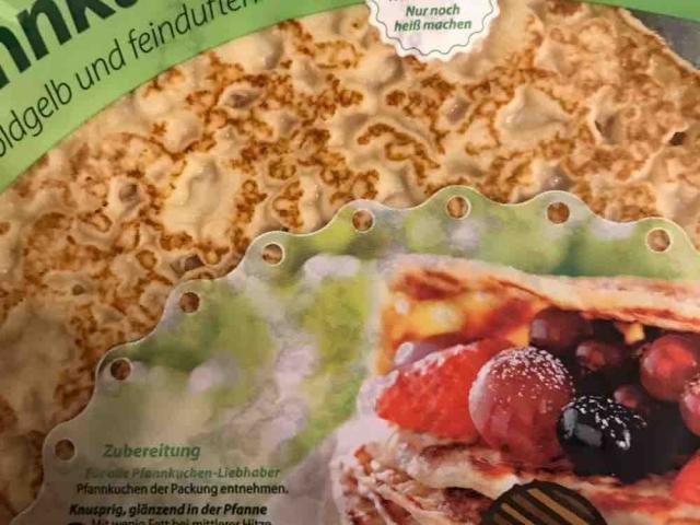 süße Pfannkuchen, goldgelb und feinduftend von BlackandBlue | Hochgeladen von: BlackandBlue