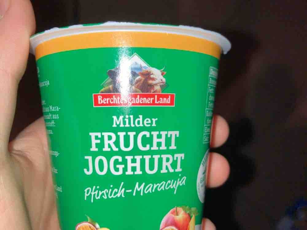 Fruchtjoghurt mild, Pfirsich-Maracuja von Bene2005 | Hochgeladen von: Bene2005