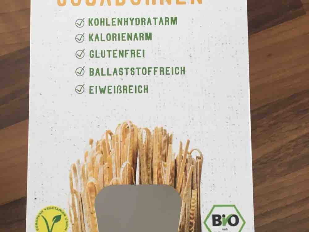 Bio-Fettuccine aus Sojabohnen von skraft123   Hochgeladen von: skraft123