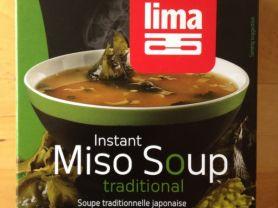 Instant Miso Soup, traditional | Hochgeladen von: doerr