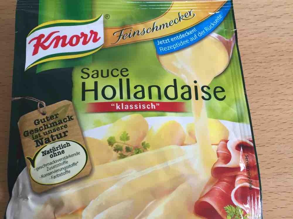 Knorr Sauce Hollandaise Klassisch Mit Butter Kalorien Neue