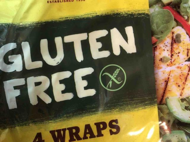 wrap, gluten free von fabsi   Hochgeladen von: fabsi