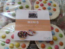 Cupcake weißer Guss | Hochgeladen von: Anonyme