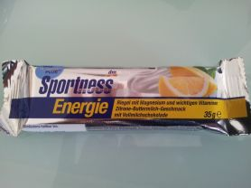Sportness Energie Zitrone-Buttermilch (das gesunde Plus) | Hochgeladen von: MasterJoda