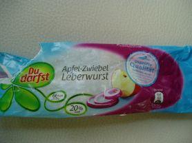 Leberwurst, Apfel-Zwiebel   Hochgeladen von: Juvel5