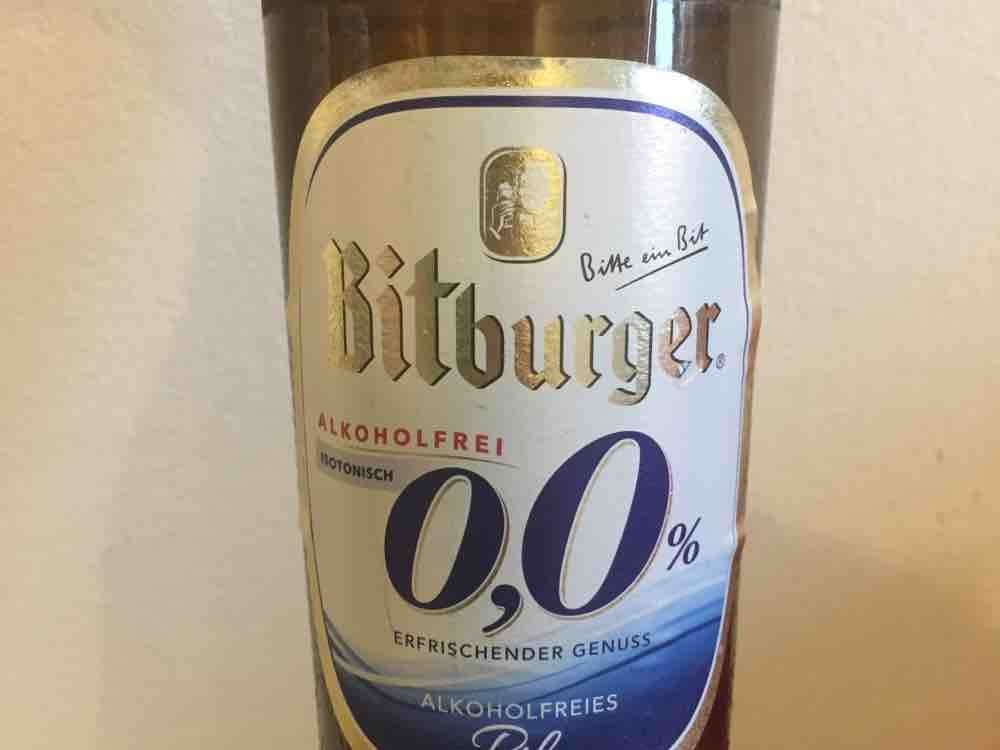 Bitburger, 0,0%, alkoholfrei von haberland795 | Hochgeladen von: haberland795
