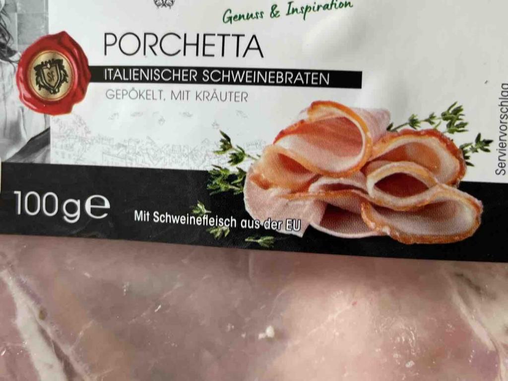 Italienischer Schweinebraten, gepökelt mit Kräutern von FrankThomasBN   Hochgeladen von: FrankThomasBN