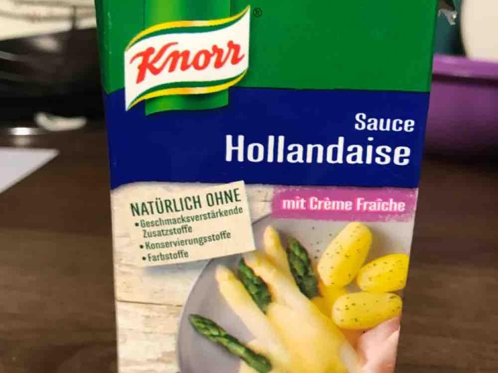 Sauce Hollandaise, mit Creme fraiche von julianeLena   Hochgeladen von: julianeLena