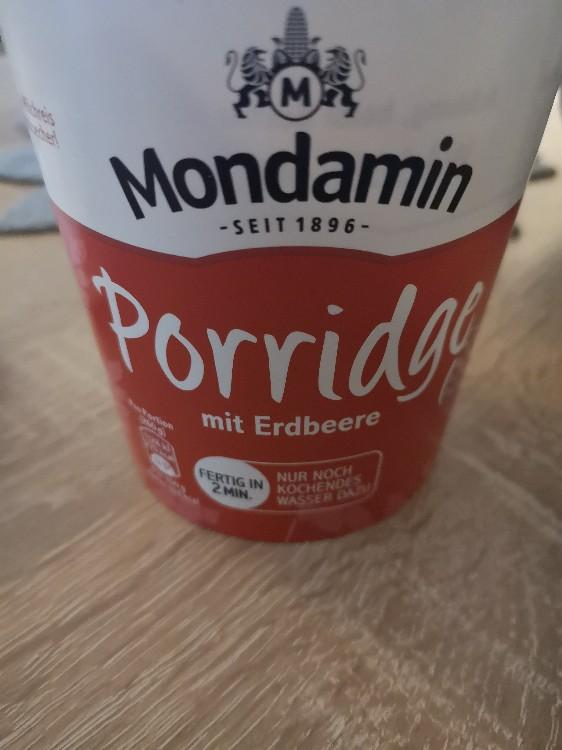 Porridge mit Erdbeeren von Anja M   Hochgeladen von: Anja M