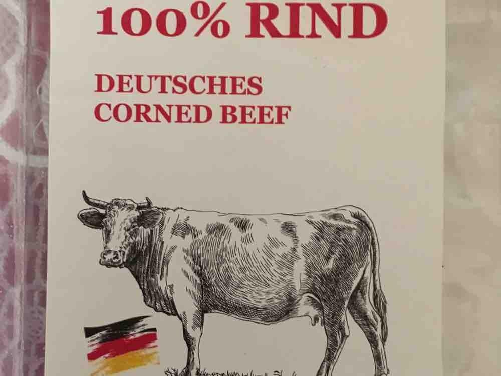 Deutsches Corned Beef  , 100% Rind von Zumsl   Hochgeladen von: Zumsl