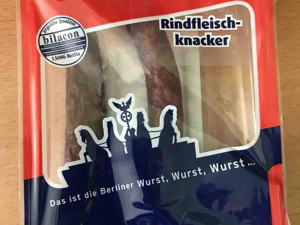 Rindfleischknacker (Penny), Rind von Lars Klug   Hochgeladen von: Lars Klug