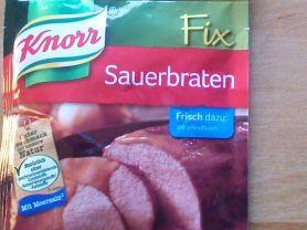 Fix für Sauerbraten   Hochgeladen von: Vici3007