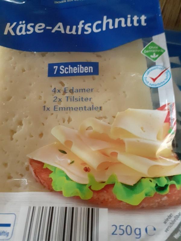 Käse-Aufschnitt (Edamer), Edamer von Koalabetzi | Hochgeladen von: Koalabetzi