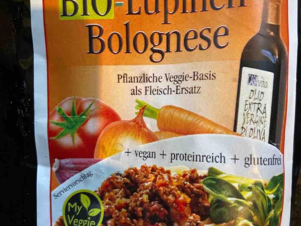 Bio-Lupinen-Bolognese von maryeemails996 | Hochgeladen von: maryeemails996