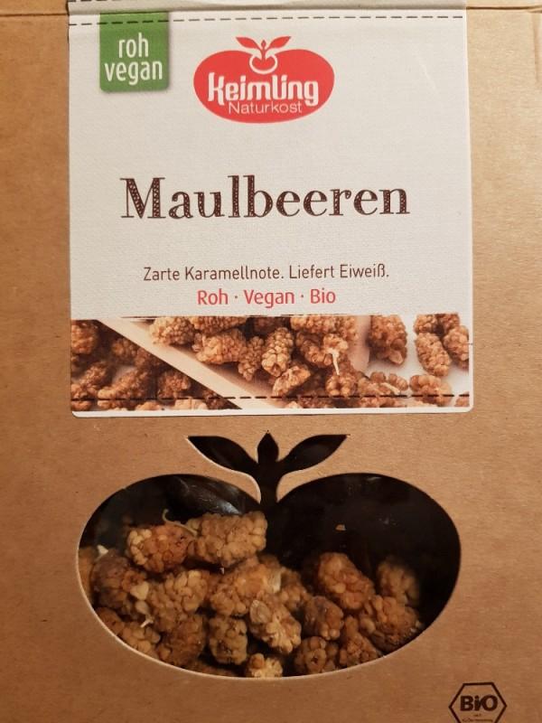 Maulbeerenstücke von Keimling von hoenny   Hochgeladen von: hoenny