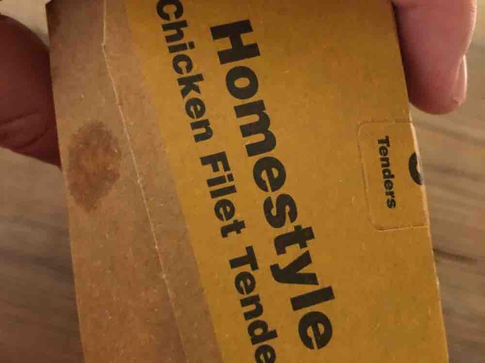 Homestyle Chicken Filet Tenders von ingo112   Hochgeladen von: ingo112