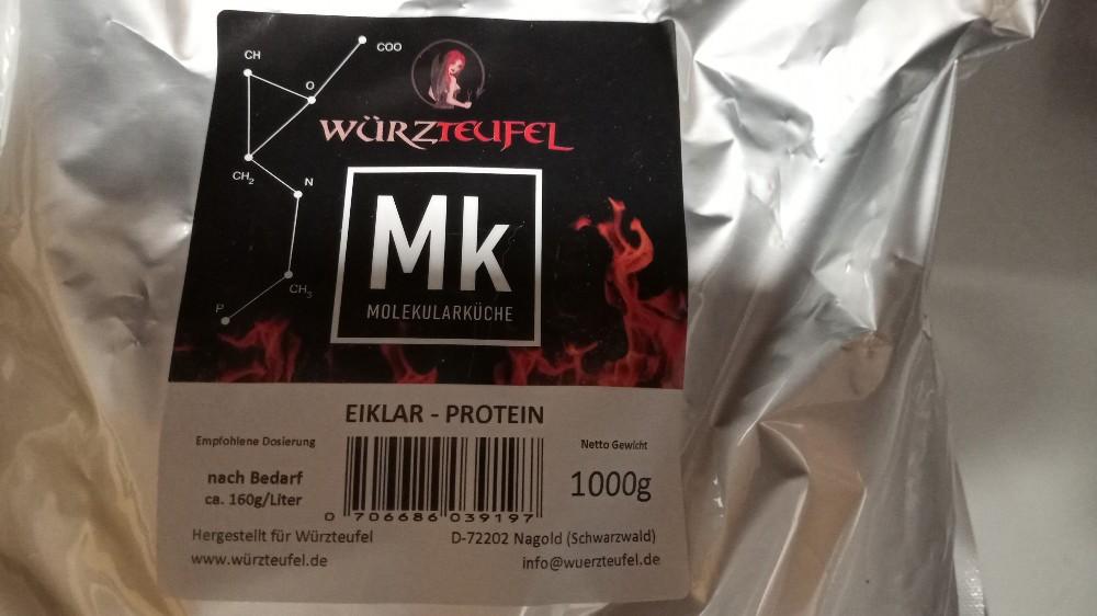 Eiklar - Protein Pulver von konni61 | Hochgeladen von: konni61