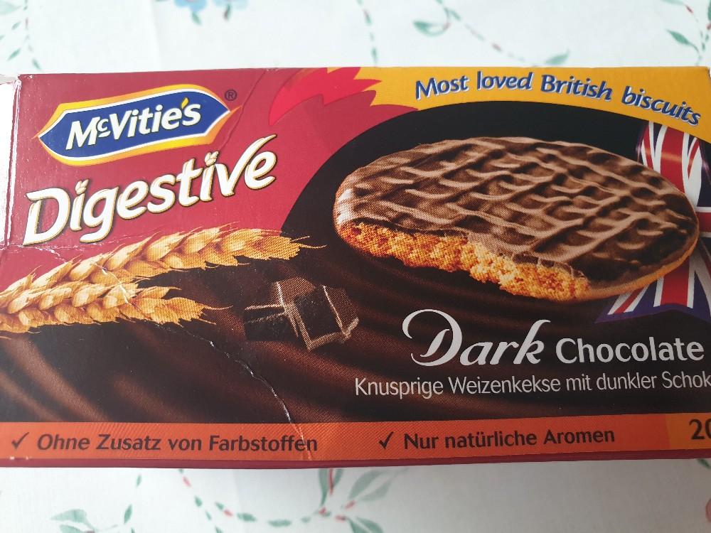 Digestive Wohlemeal Goodness, Dark Chocolate von SaFi83 | Hochgeladen von: SaFi83