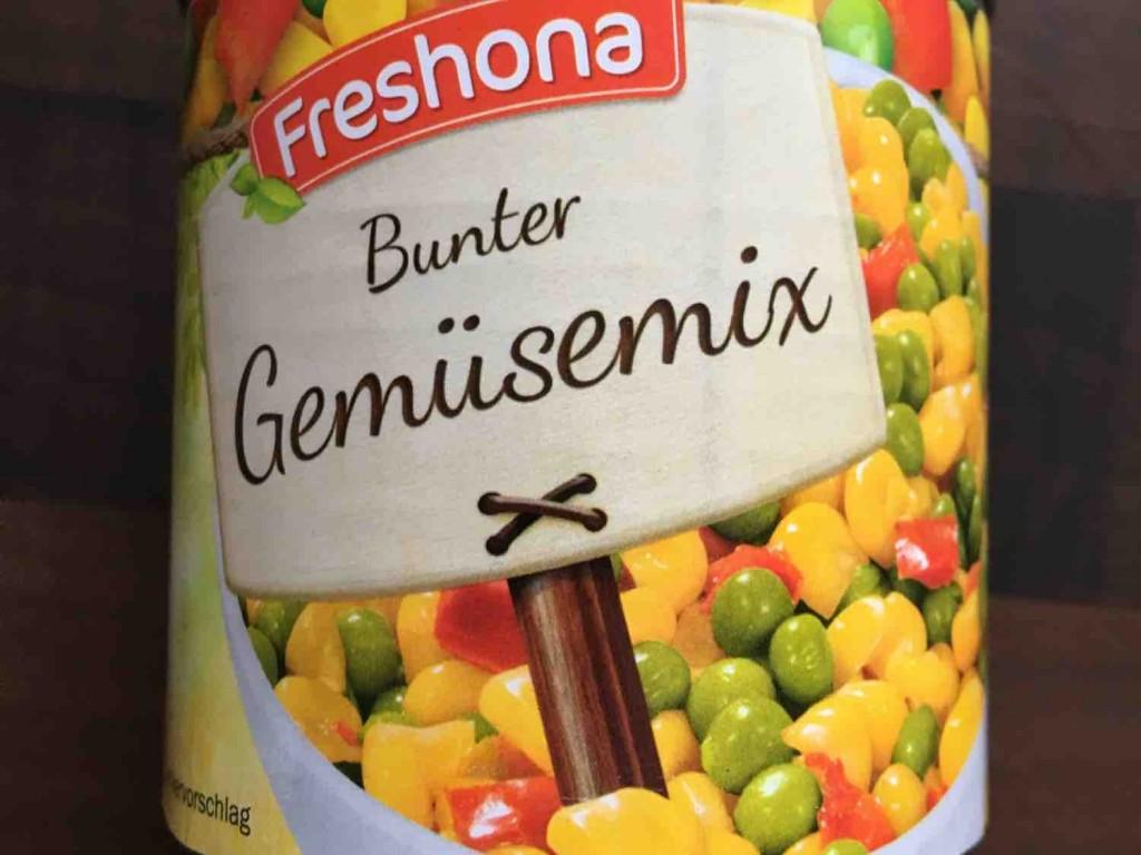 Freshona Bunter Gemüsemix Dose von PA2019 | Hochgeladen von: PA2019