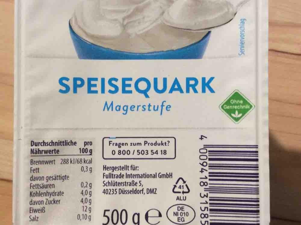 Speisequark, Magerstufe von wamboo519 | Hochgeladen von: wamboo519