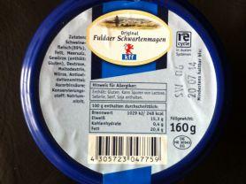 Original Fuldaer Schwartenmagen   Hochgeladen von: thomasfra