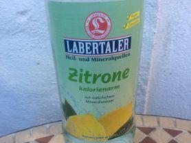 Labertaler Zitrone kalorienarm   Hochgeladen von: Wilderer